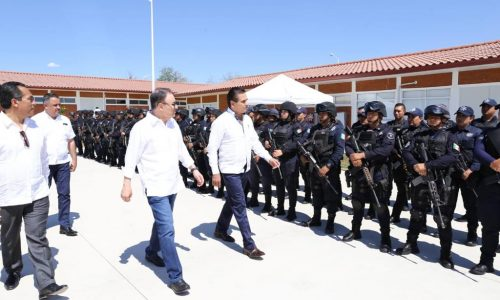 Plan de Seguridad de Michoacán, complemento para la Guardia Nacional: Durazo
