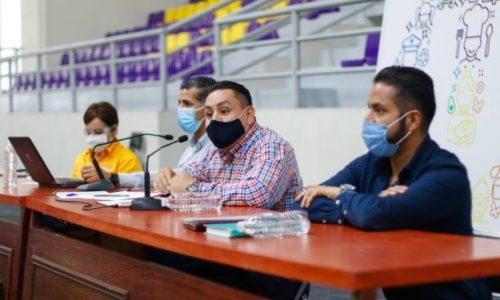 Responsabilidad social, clave para romper cadena de contagios por COVID-19: Víctor Manríquez