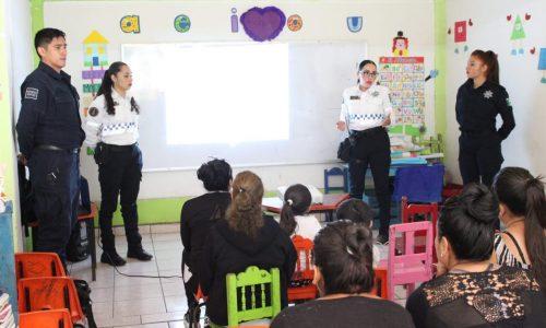 """Se fortalece programa """"Educación Vial"""""""