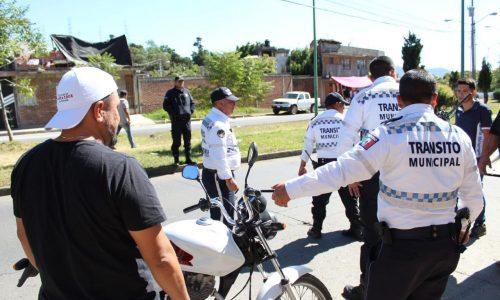 SSPTyVM emprenderá campaña para concientizar a la comunidad sobre el uso del cinturón de seguridad