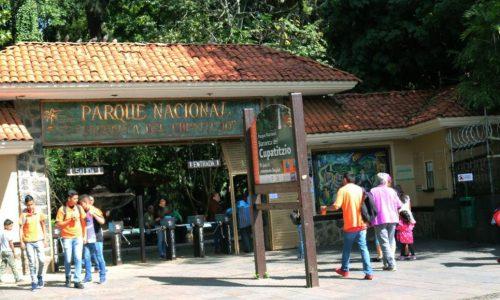 Parque Nacional espera 50 mil turistas estas vacaciones de verano