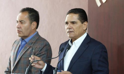 Combate antisecuestro, ejemplo nacional para reducir homicidio doloso: Gobernador