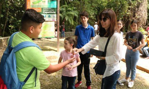 Turistas mantienen confianza en Uruapan y miles visitan el Parque Nacional