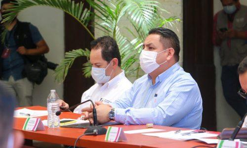 Proponen a municipios de la región Uruapan conformar bloque contra el COVID-19