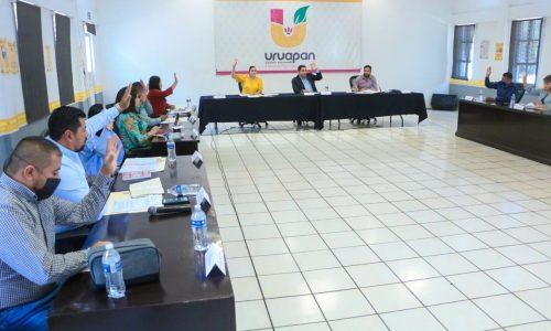 Ayuntamiento de Uruapan autoriza Plan Emergente de Empleo Temporal y Seguridad Alimentaria