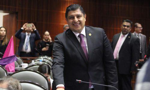 Inicio a la primera etapa del Acuerdo Nacional de Inversión en Infraestructura del Sector Privado: Nacho Campos