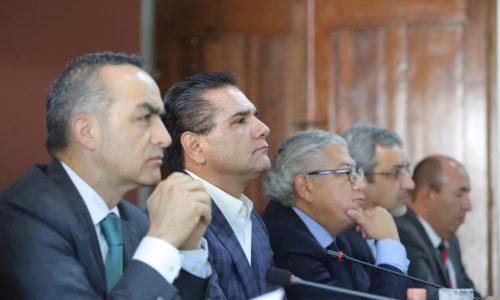 Compromiso y disciplina, esenciales para seguir dando resultados: Silvano Aureoles