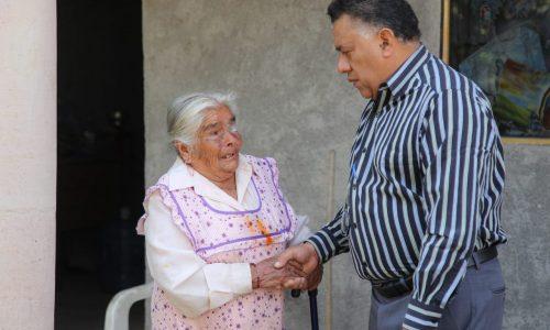 Fermín Bernabé, dispuesto a acompañar programas federales para Michoacán