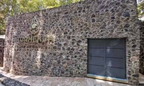 Lista, segunda etapa del Museo del Agua