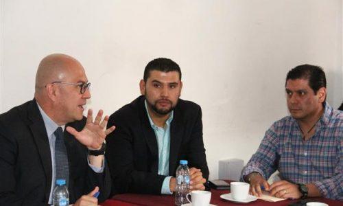 Revisan convocatoria e imagen para Séptimo Parlamento Juvenil: Octavio Ocampo